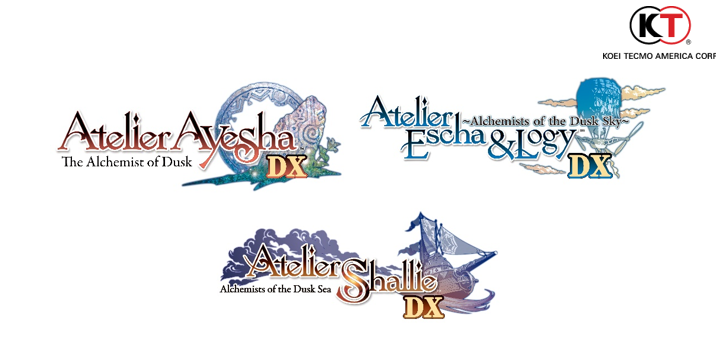 Adventure Across a World in Ruin in the Atelier Dusk Trilogy, Available Today