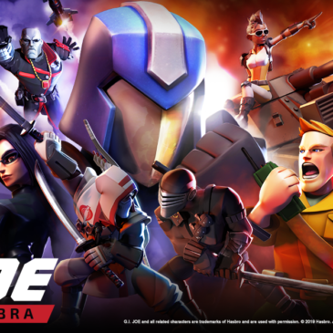 G.I. Joe: War on Cobra Pre-registration Now Available on Google Play, Deploys Worldwide on  Mobile Devices January 20