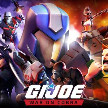 G.I. Joe: War on Cobra Brings Massive Battles to Smartphones with Global Launch