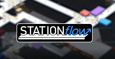 Design and Build the Ultimate Metro Station in STATIONflow, Launching April 15 on Steam