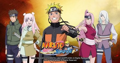 First Naruto 3D Open World Mobile MMORPG Revealed – Naruto: Slugfest