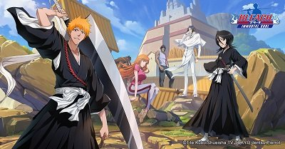 Bleach: Immortal Soul Launch Brings Authentic New RPG to Mobile Gamers