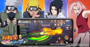 Roblox Naruto Gear First Naruto 3d Open World Mobile Mmorpg Revealed Naruto Slugfest One Pr Studio