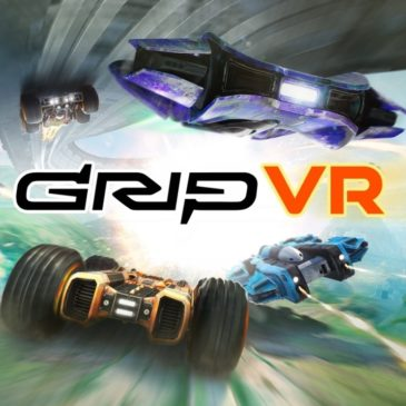 GRIP: Combat Racing Receives VR Update  on PC