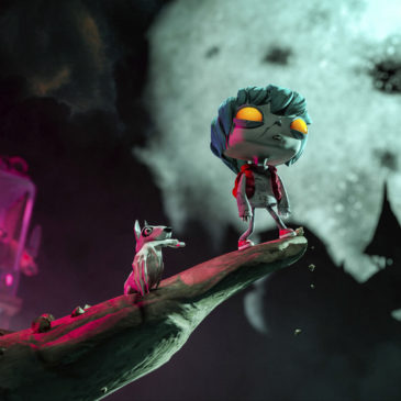 Latest ARTE VR Animation Movie Gloomy Eyes is Out Now on Oculus Quest with Hand Tracking Capabilities