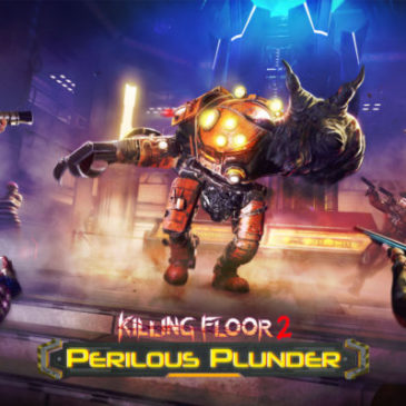 Killing Floor 2: Perilous Plunder Update Sets Sail with a Boatload of Summer Swag and Style