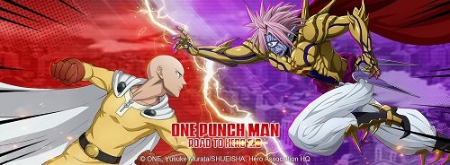Oasis Games Launches Official New One-Punch Man Mobile RPG, One-Punch Man: Road to Hero 2.0