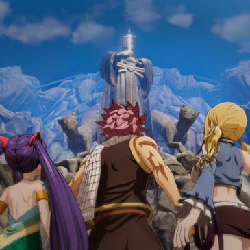 FAIRY TAIL Explodes onto Home Consoles!