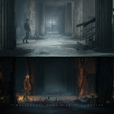 Double the Psychological Horror Suspense in New Dual-Reality Trailer Reveal for The Medium by Bloober Team