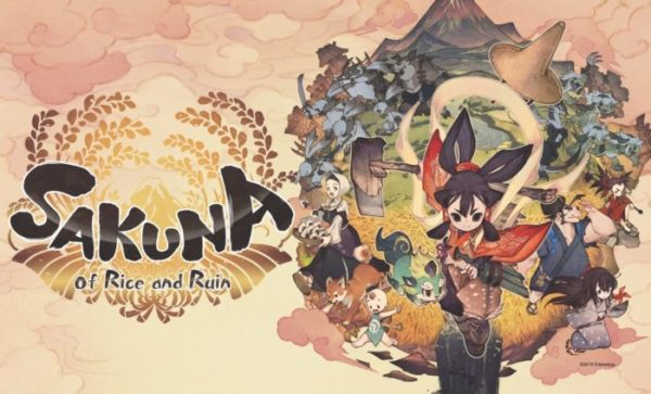 Sakuna: Of Rice and Ruin Digital Pre-orders Now Open for PlayStation®4 and Nintendo Switch™