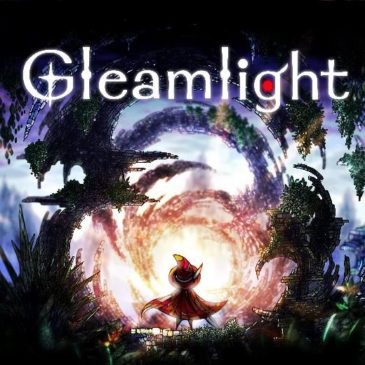 Break the Darkness with Light in Stained Glass 2D Action-Adventure Game, Gleamlight, Now Available