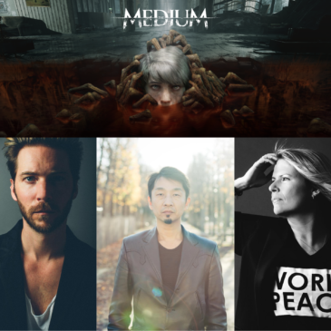 Bloober Team Reunites Top Talent Featuring Troy Baker, Mary Elizabeth McGlynn, and Akira Yamaoka for Collaboration on The Medium