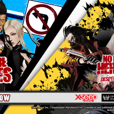 Travis Touchdown is Back! Remasters of No More Heroes and No More Heroes 2: Desperate Struggle Now Available on  Nintendo Switch™ in North America