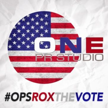 OPS ROX THE VOTE
