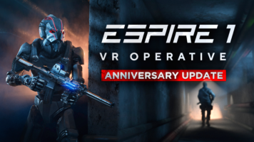 Espire 1: VR Operative Anniversary Update for Oculus Quest 2 Delivers Visual and Performance Upgrades Today