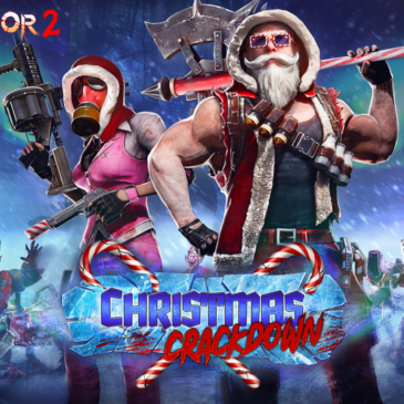 Killing Floor 2: Christmas Crackdown Comes Slashing Through the Snow on PlayStation®4, Xbox One, and PC