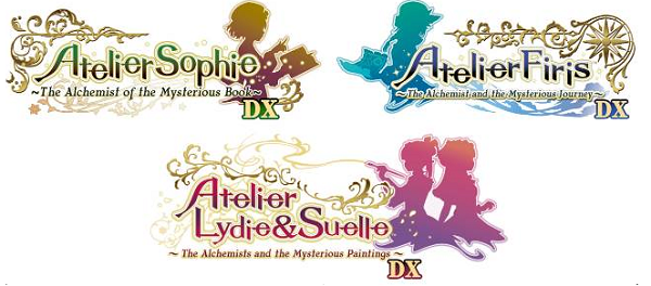 Experience Three Mysterious Adventures in the  Atelier Mysterious Trilogy Deluxe Pack, Available Now