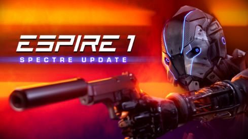 Espire 1: VR Operative Spectre Update Adds Sawn-Off Shotgun for Extra Loud Stealth on Oculus Quest