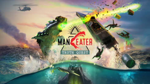 Maneater: Truth Quest Exposes Dark Conspiracies, Coming this Summer to Gaming Platforms Near You