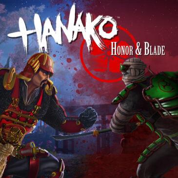 Heartfelt Samurai Multiplayer Combat Game, Hanako: Honor & Blade, Launches Today on Steam for PC