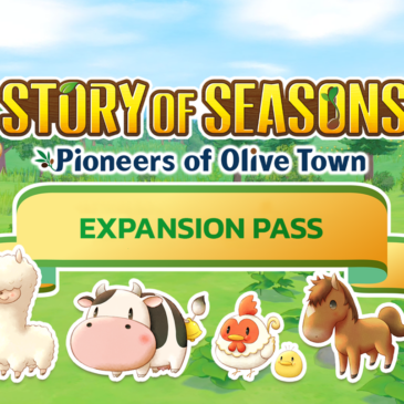 STORY OF SEASONS: Pioneers of Olive Town Second DLC Brings Back Old Friends in a New Area and Fresh School Uniforms