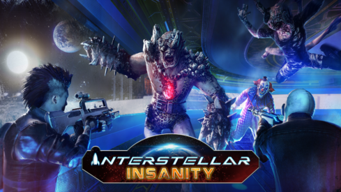 Killing Floor 2: Interstellar Insanity Shoots for the Moon on PlayStation®4, Xbox One, and PC