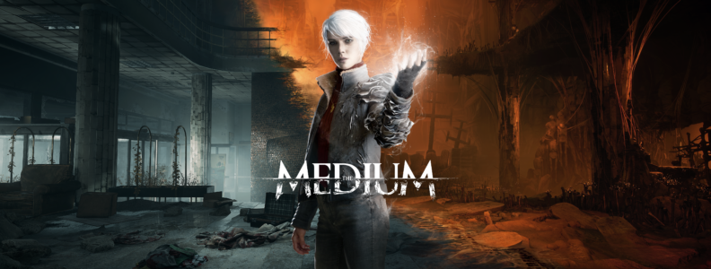 The Medium, Bloober Team's Most Ambitious Horror Game, is Coming to PlayStation® 5 on September 3, 2021