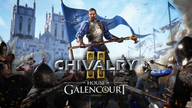 Chivalry 2's House Galencourt Update Introduces Galencourt and Courtyard Maps, Arena Mode, Arrow Cam, and More!