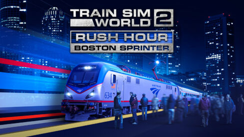 Be in Control of Modern, Iconic Locos in Train Sim World 2: Rush Hour – Arriving Today