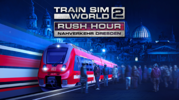Take Control of a Brand New Route in Train Sim World 2: Rush Hour as the Nahverkehr Dresden Line Rolls Out