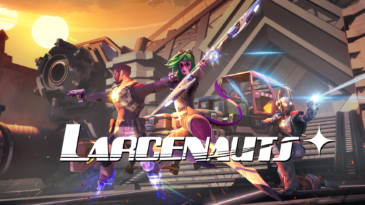 Larcenauts Raises the Stakes with  'The Zarius Heist' Update, Deploying New  Specialist, Payload-Style Mode and Map Today