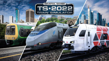 Train Simulator 2022 Arrives on PC Today!