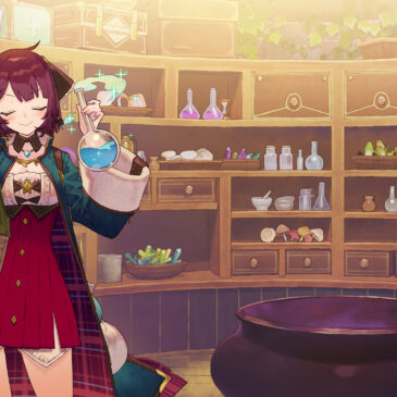 Two New Characters Join the Party in Atelier Sophie 2: The Alchemist of the Mysterious Dream