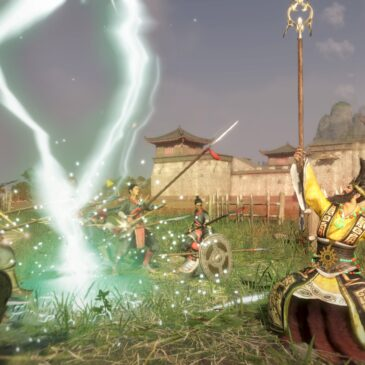 Have Fun Storming the Castle! DYNASTY WARRIORS 9 Empires Blitzes North America Feb. 15, 2022
