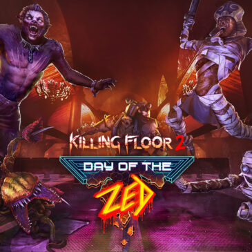 Killing Floor 2: Day of the Zed Halloween Update Brings Cowboys and Zombies to PC, PlayStation®4, and Xbox