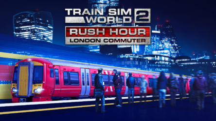 Be in Control on One of Britain's Busiest Lines with Train Sim World 2: Rush Hour – London Commuter