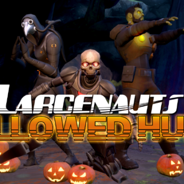 Larcenauts Delivers Treats Over Tricks with Special Limited-Time Halloween Event, Hallowed Hunt